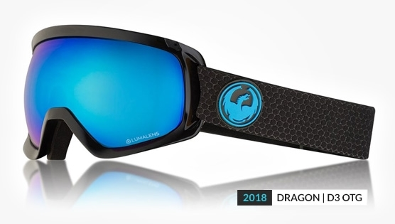 Dragon D3 OTG Range