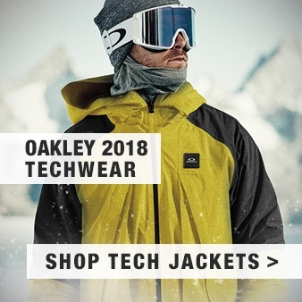 Oakley Tech Jackets