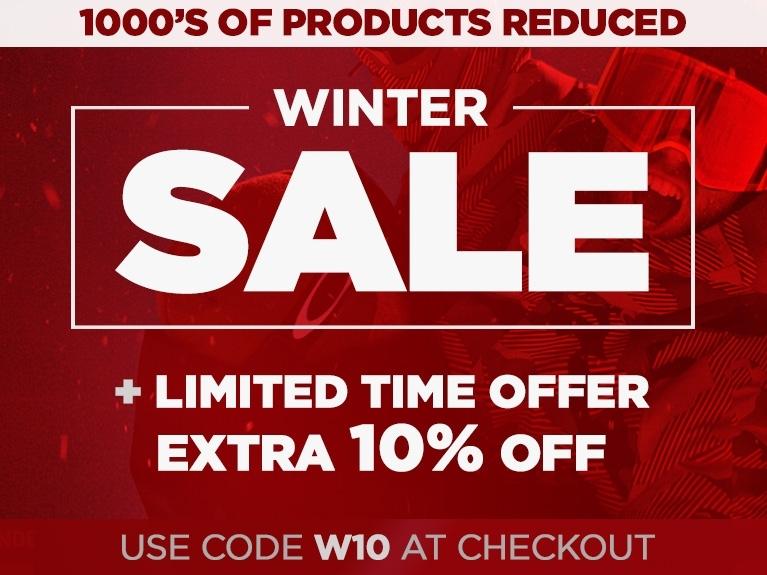 Winter Sale Feb 2018 | Code W10