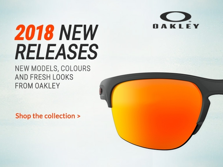 2018 New Releases from Oakley