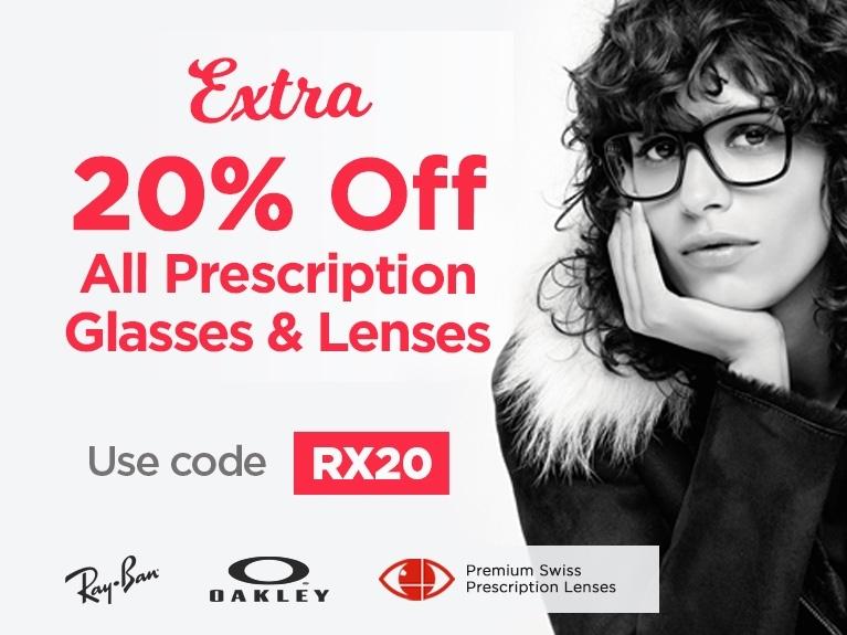RX Glasses - RX20 Promo