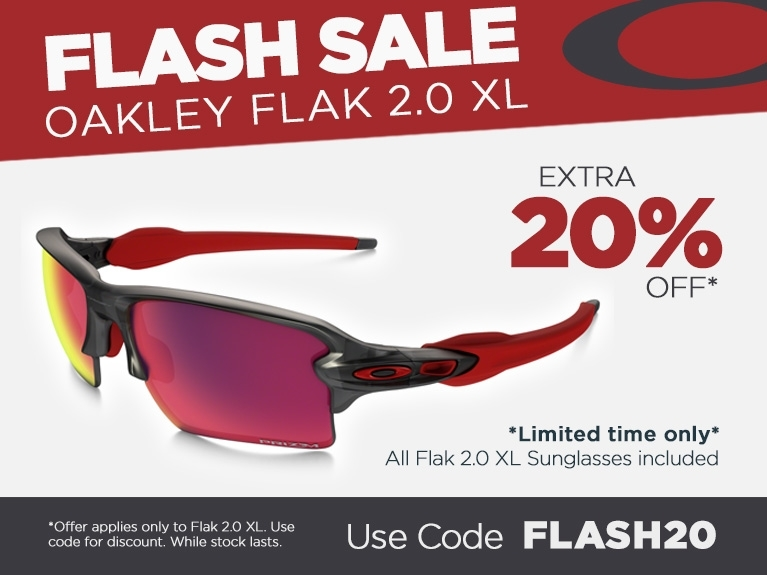 Oakley Flak 2.0 XL Flash Sale