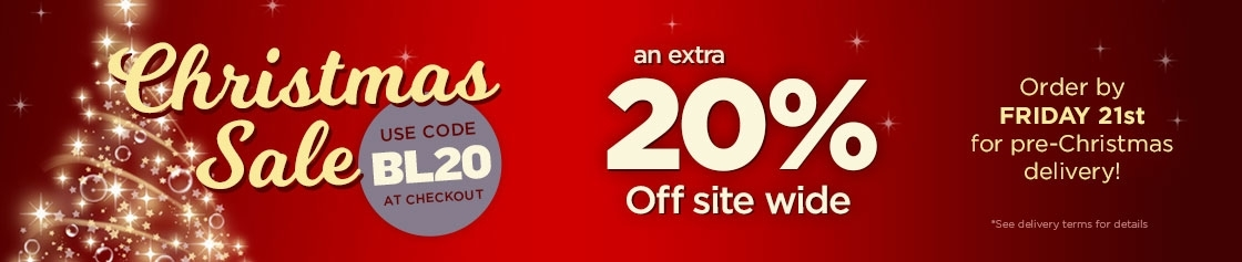 Black FRiday Extra 20 Off