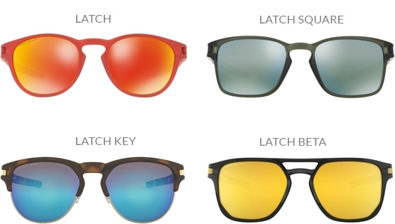 Oakley Latch Range
