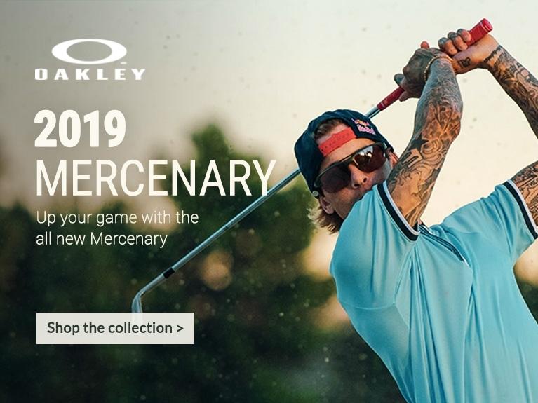 Oakley Mercenary - April 19