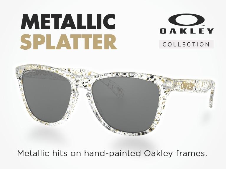 Metallic Splatter Collection