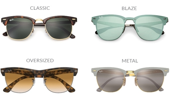 Ray-Ban Clubmaster Group