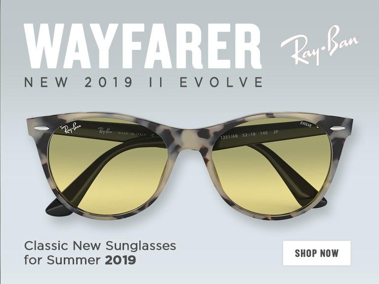 Ray-Ban Wayfarer II Evolve