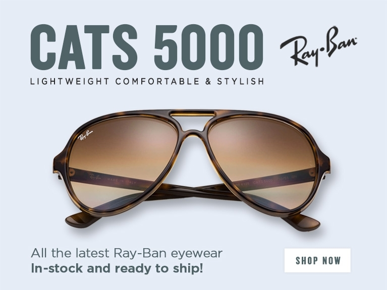 Ray-Ban Cats 5000 Sept 19