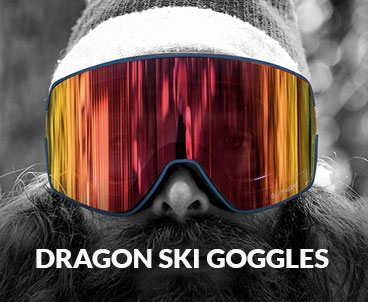 Dragon Ski Goggles 2019
