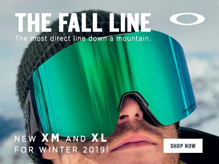 Oakley Fall Line Ski Goggles - Oct 19