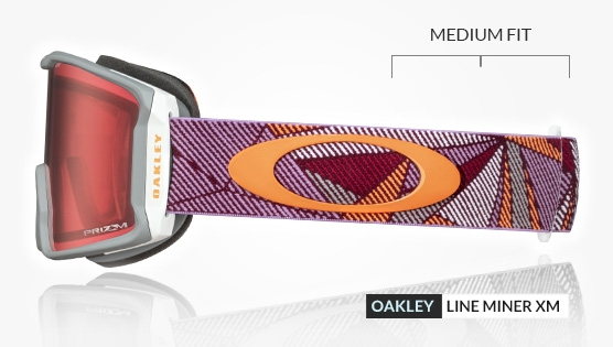 Oakley Line Miner XM