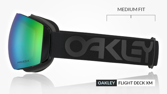 Oakley Flight Deck XM Range
