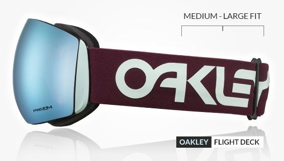 Oakley Flight Deck Range