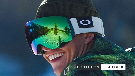 Oakley Flight Deck Collection
