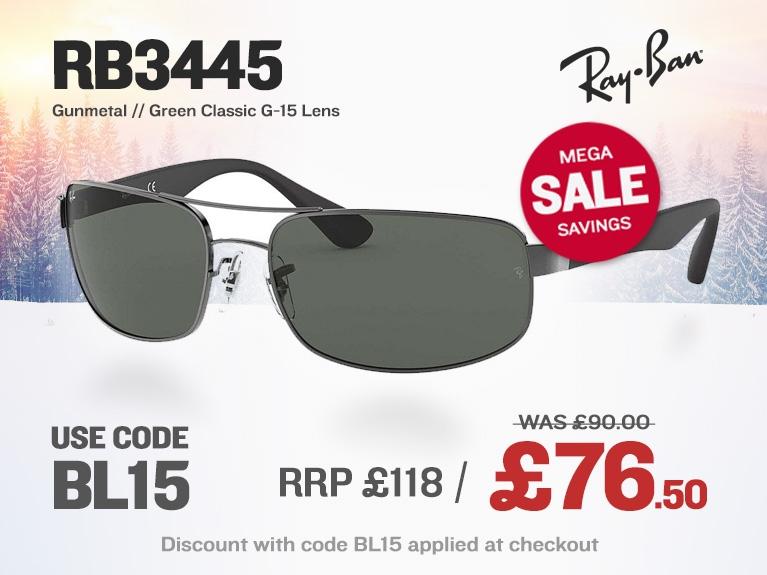 Ray-Ban Sale - RB3445 Jan 20