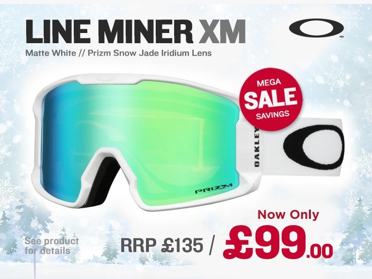 Oakley Line Miner XM - Sale Feb 20