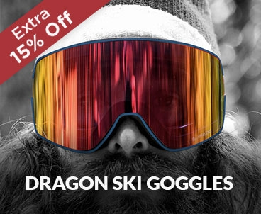 Dragon Ski Goggles 2019