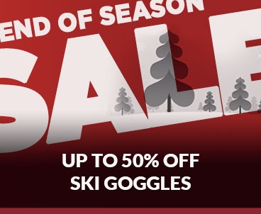 Up to 50% Off Ski Goggles - April 2020