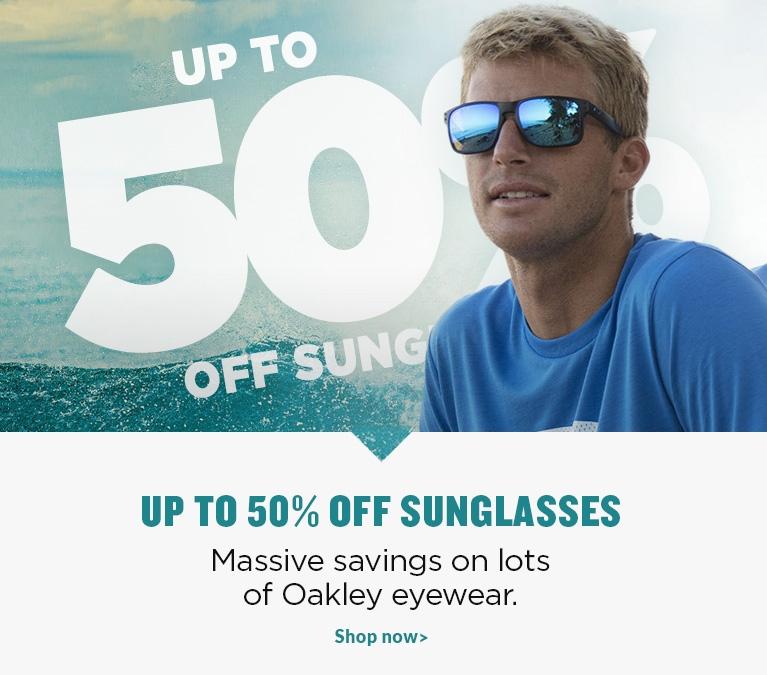 Oakley Sale - 1st June 2020