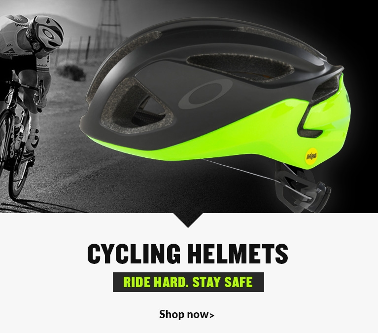 Oakley Cycling Helmets | July 2020