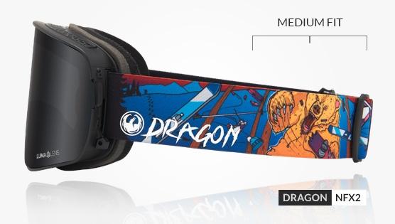 Dragon NFX2 Range