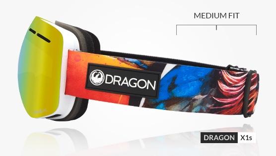 Dragon X1s Range