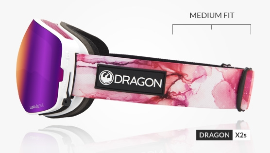 Dragon X2s Range