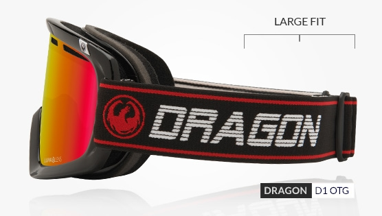 Dragon D1 OTG Range