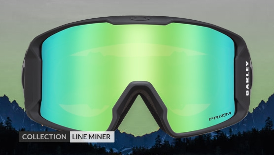Oakley Line Miner Collection