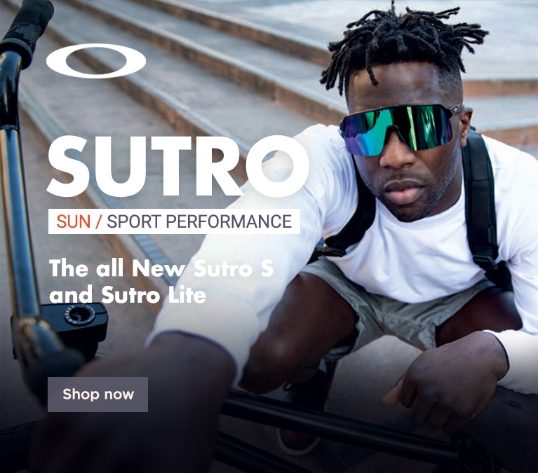Oakley Sutro Collection March 2021