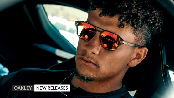 Oakley New Releases March 2021