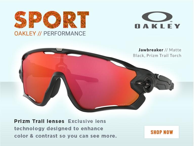 Oakley Sport Sunglasses July 2021