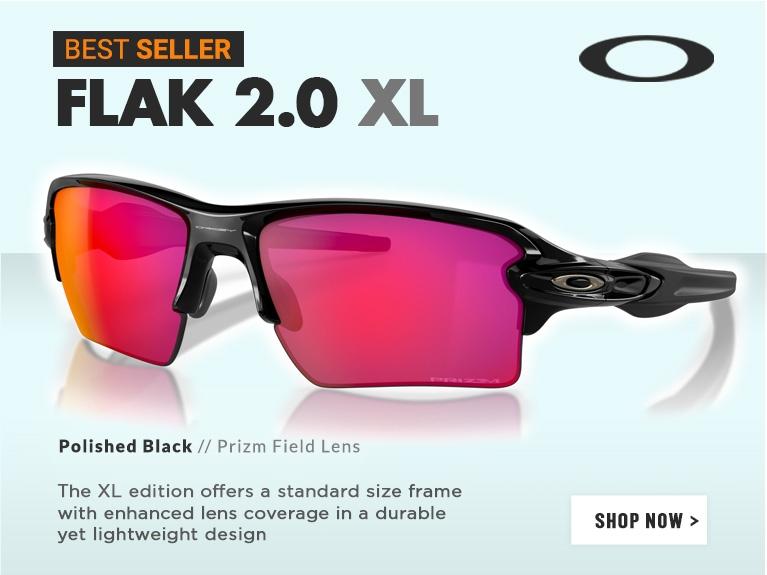 Best Seller - Oakley Flak 2.0 XL - Sept 21