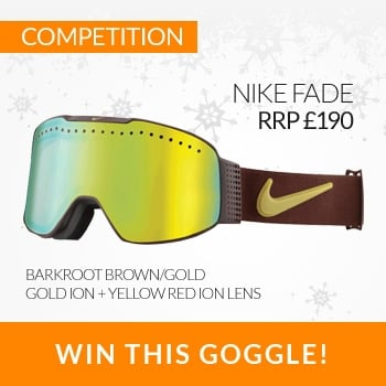 Nike Goggle Competition