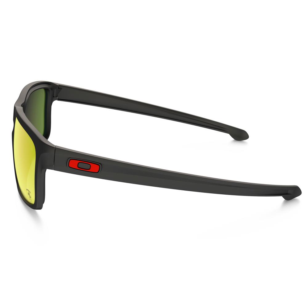 b5b055d8df1c5 Oakley Sliver Sunglasses Scuderia Ferrari Matte Black OO9262-12