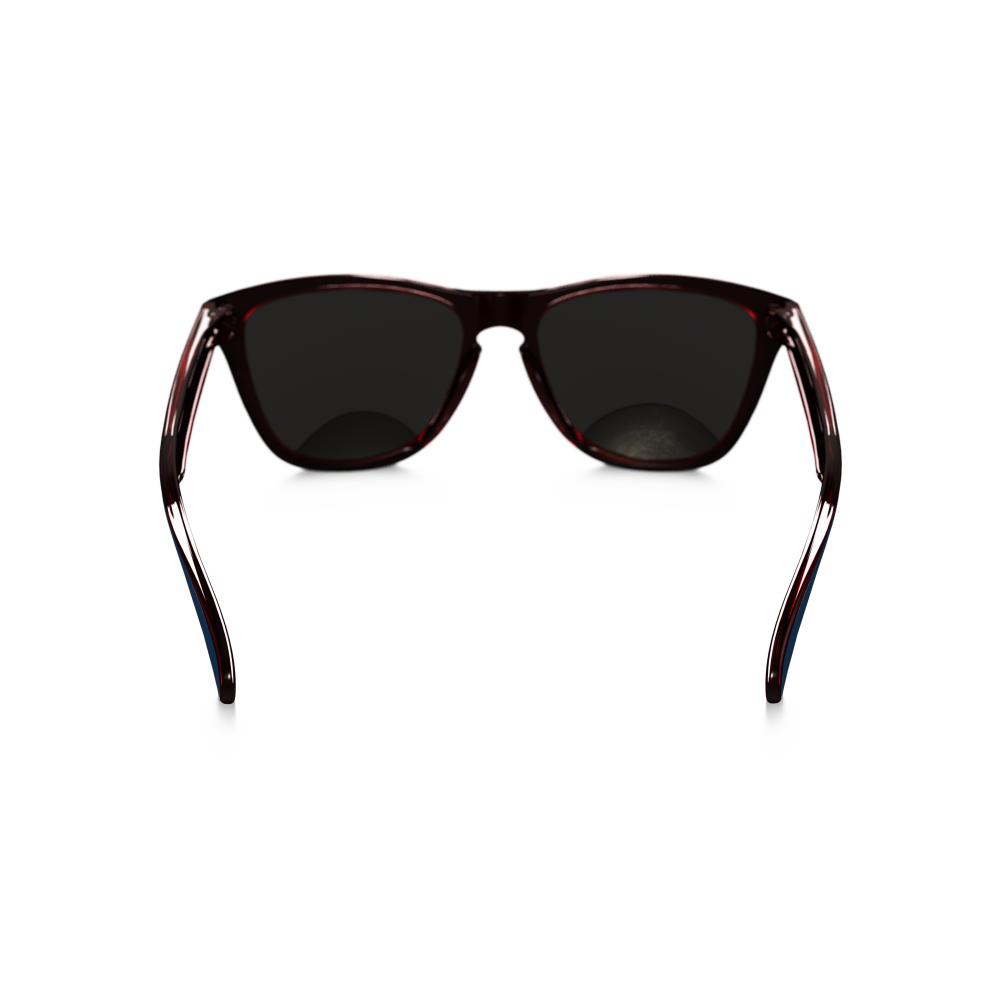 Oakley Frogskins LX Sunglasses Navy OO2043-05 baee473be0