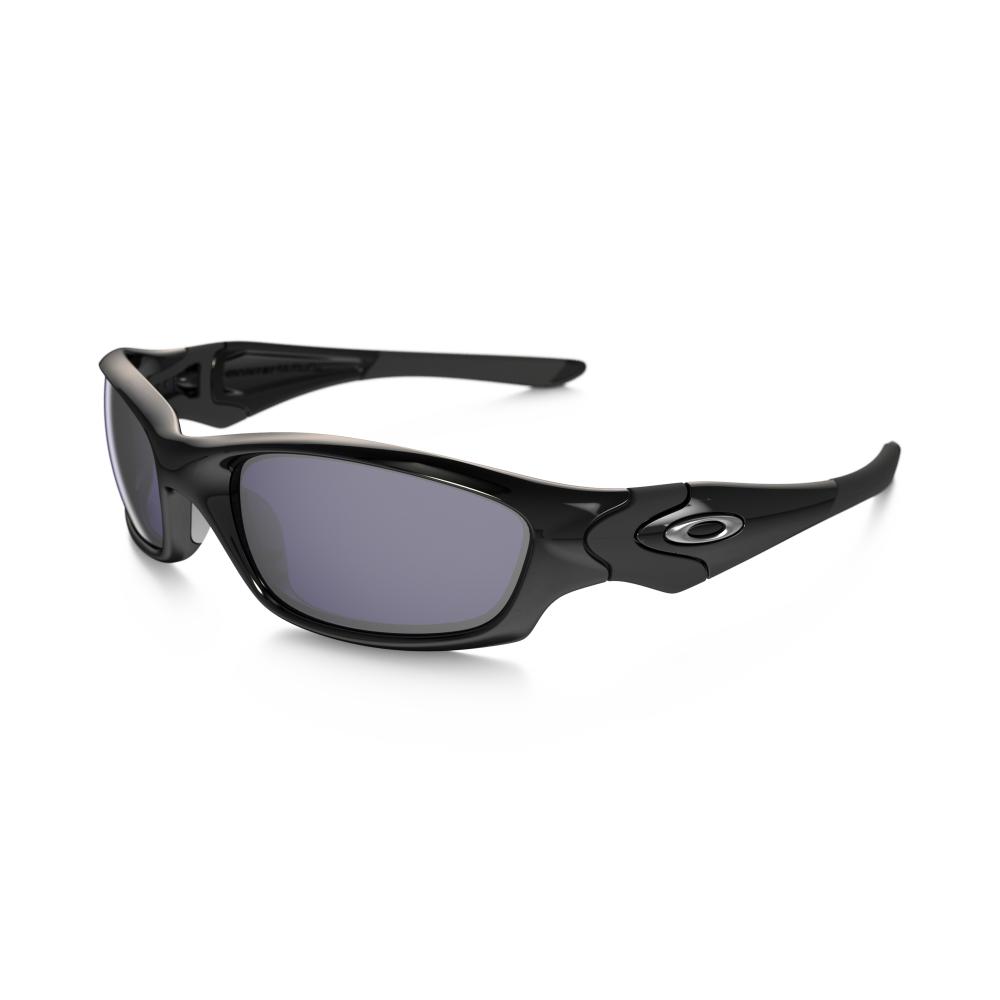 48ce00e43b5 Oakley Straight Jacket Sunglasses Polished Black 04-325