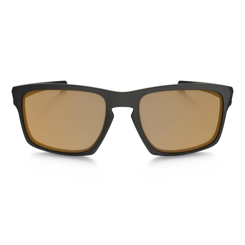 bef1a65e02 Polarized Oakley Sliver Sunglasses Matte Black OO9262-08