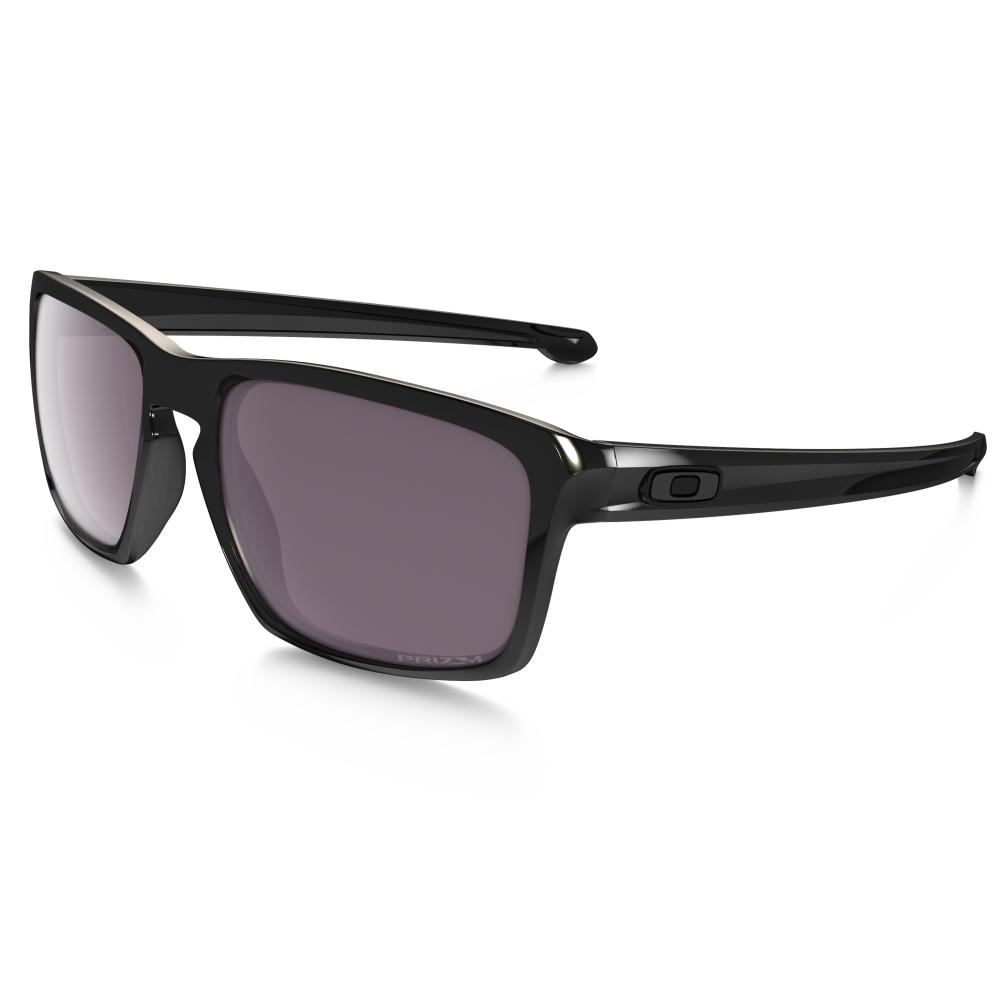 00230c62ec Polarized Sliver Prizm Sunglasses Polished Black OO9262-07
