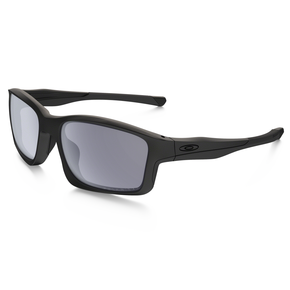 56f34a4871 Polarized Oakley Chainlink Sunglasses Covert Collection Matte Black  OO9247-15