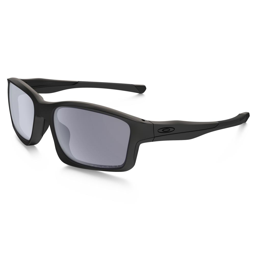 925a9e3e70ce Polarized Oakley Chainlink Sunglasses Covert Collection Matte Black  OO9247-15