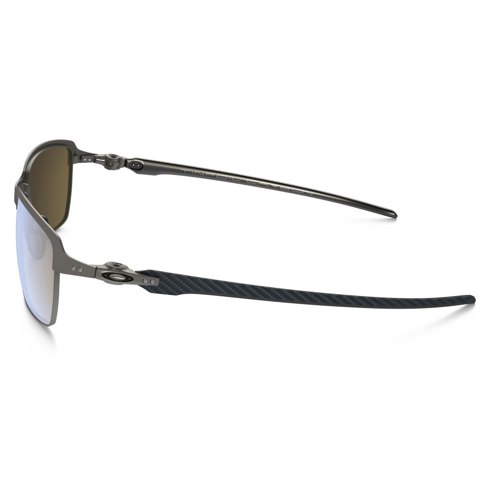 8cda9fb07e1 Polarized Oakley Tinfoil Carbon Titanium OO6018-05