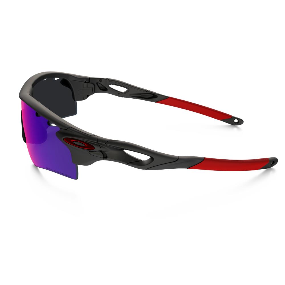 oakley radarlock path sunglasses matte black ink