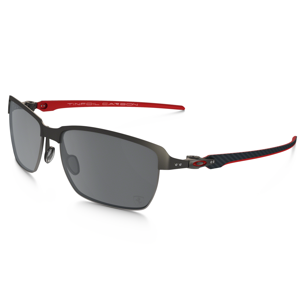 663f67d184617 Oakley Tinfoil Carbon Ferrari Review