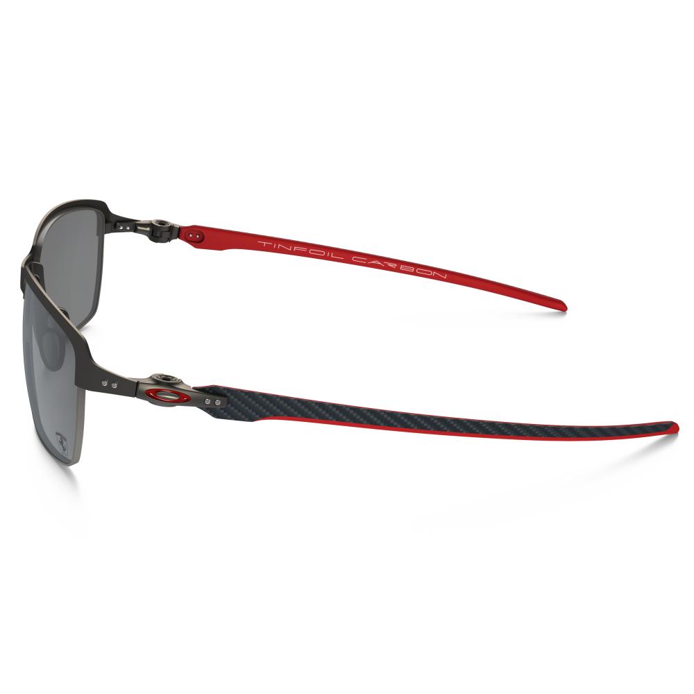 ae20d87291 Polarized Oakley Tinfoil Carbon Scuderia Ferrari Sunglasses Carbon ...