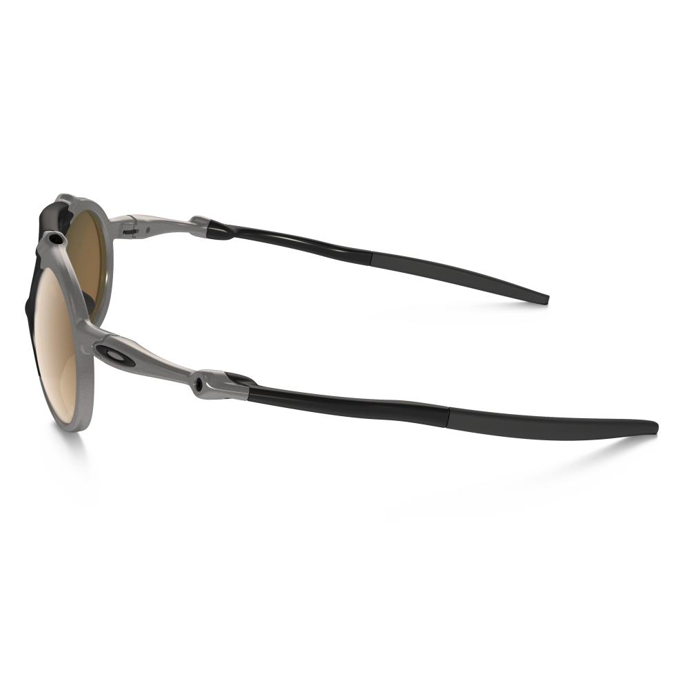 Polarized Oakley Madman Sunglass Plasma OO6019-03 aa703ad567