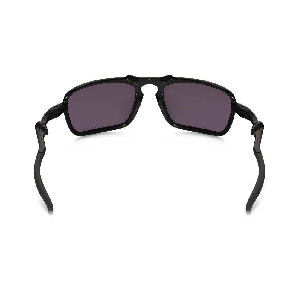6673434594 Polarized Oakley Prizm Badman Sunglasses Dark Carbon OO6020-06