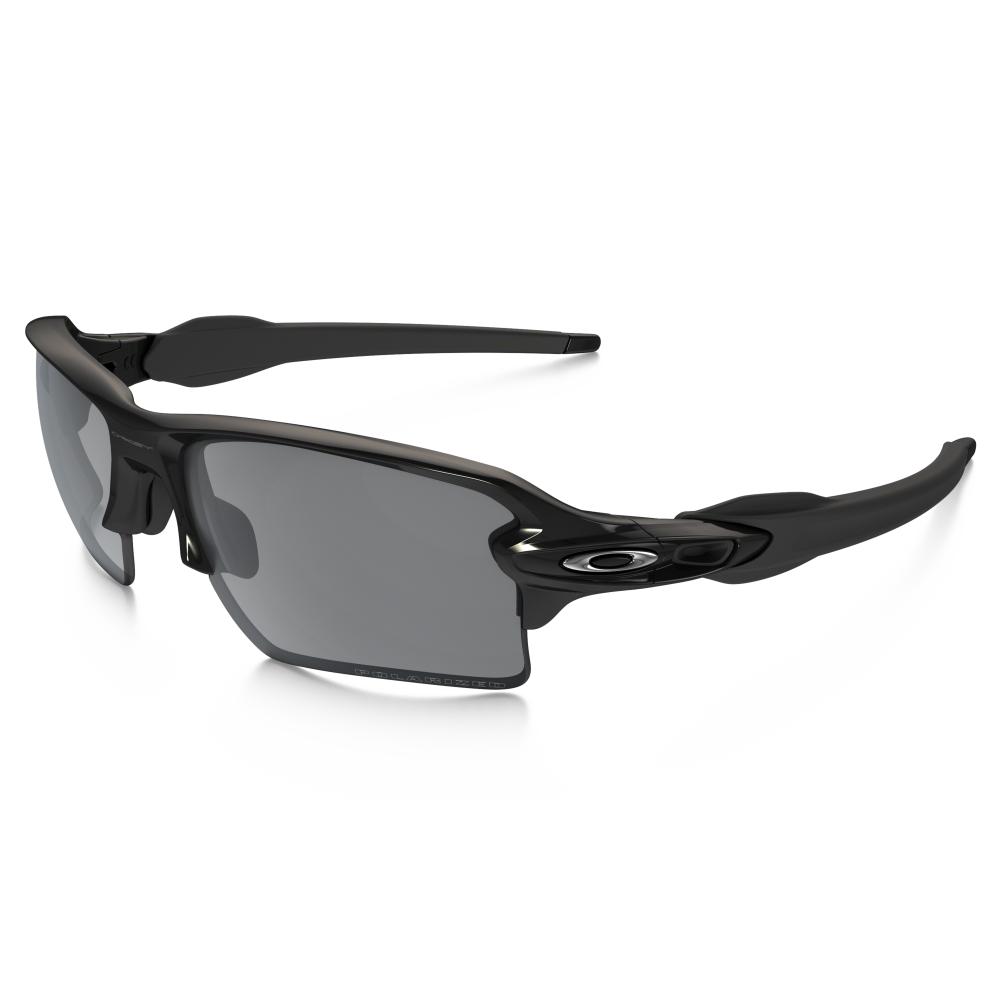 b5ab5a65a2 Polarized Oakley Flak 2.0 XL Sunglasses Polished Black oo9188-08