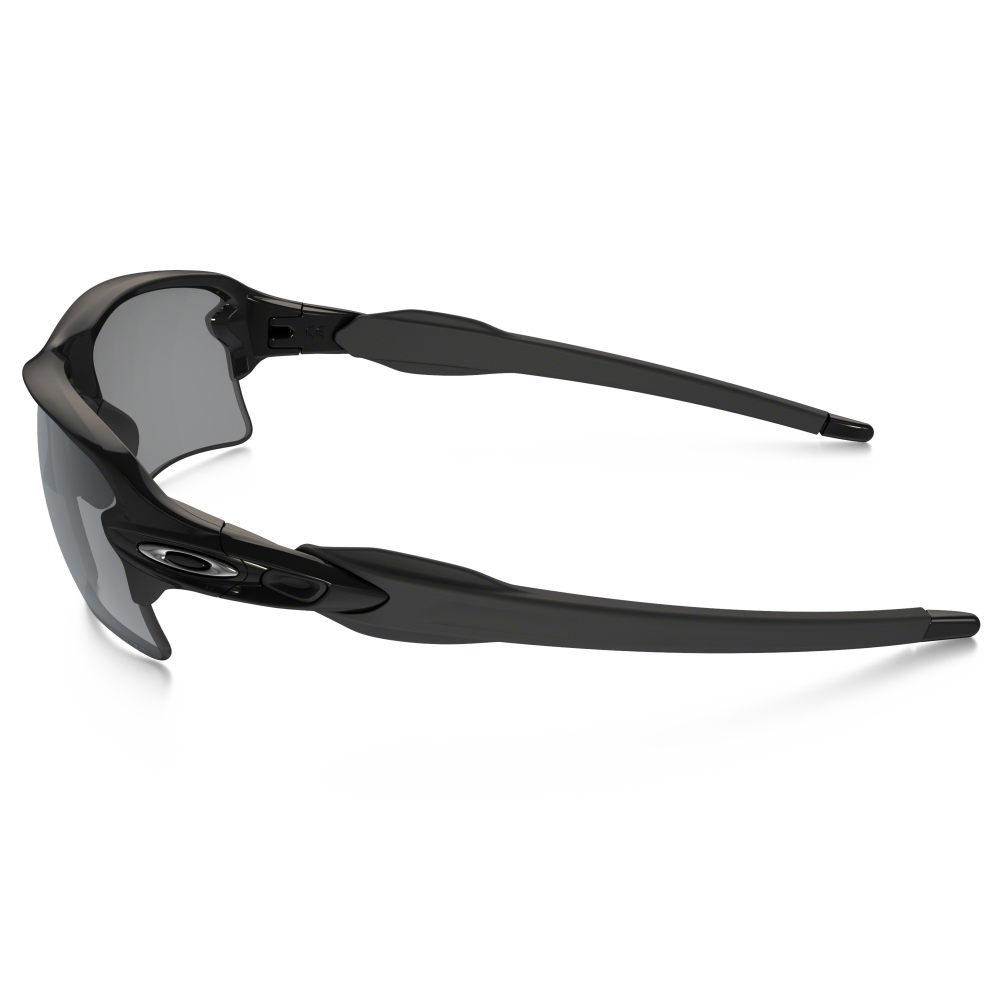 df993571cb Polarized Oakley Flak 2.0 XL Sunglasses Polished Black oo9188-08